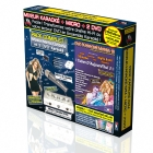 PACK COMPLET KARAOKE KPM MIXEUR + 2 DVD* + MICRO - Tubes D'Aujourd'hui 3