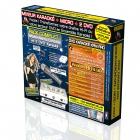 PACK COMPLET KARAOKE KPM MIXEUR + 2 DVD* + MICRO - Années 80 & 90