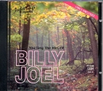 CD(G) PLAY BACK POCKET SONGS BILLY JOEL VOL.03 (livret paroles inclus)