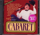 CD(G) PLAY BACK POCKET SONGS CABARET (livret paroles inclus)