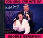 CD(G) PLAY BACK POCKET SONGS GEORGE GERSHWIN (livret paroles inclus)