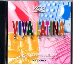 VidéoCD VIVA LATINA VOL.03