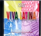 VidéoCD VIVA LATINA VOL.04