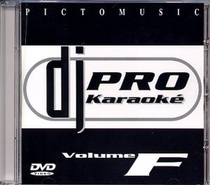 DVD PICTO MUSIC DJ PRO KARAOKE VOL.F (All)