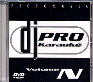 DVD PICTO MUSIC DJ PRO KARAOKE VOL.N (All)