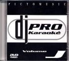 DVD PICTO MUSIC DJ PRO KARAOKE VOL.J (All)