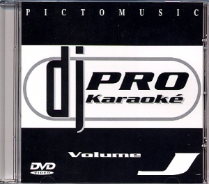 DVD PICTO MUSIC DJ PRO KARAOKE VOL.J (All)
