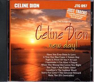 CD(G) PLAY BACK POCKET SONGS CELINE DION .. NEW DAY ! (livret paroles inclus)