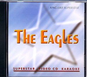 VidéoCD SUPERSTAR THE EAGLES (All)
