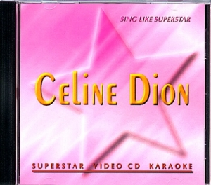 VidéoCD SUPERSTAR CELINE DION VOL.01 (All)