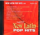 CD(G) PLAY BACK POCKET SONGS NEW LATIN POP HITS 2002 (livret paroles inclus)