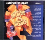 CD(G) PLAY BACK POCKET SONGS ANTHEMS FOR HEROES (livret paroles inclus)