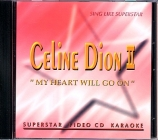 VidéoCD SUPERSTAR CELINE DION VOL.02 (All)