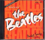 CD PLAY BACK POCKET SONGS HITS OF THE BEATLES VOL.04 (livret paroles inclus)
