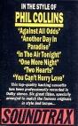 K7 AUDIO MUSIC SALES PHIL COLLINS (livret paroles inclus)