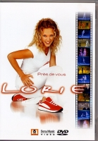 DVD LORIE 'PRES DE VOUS' (Zone 2)