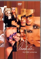 DVD CONCERT ANASTACIA  'THE VIDEO COLLECTION'