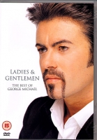 DVD CONCERT GEORGE MICHAEL 'LADIES & GENTLEMEN'