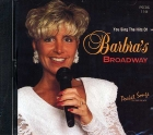 CD(G) PLAY BACK POCKET SONGS BARBRA'S BROADWAY (livret paroles inclus)