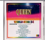 VidéoCD WORLD STAR QUEEN (All)