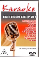 DVD ALLEMAND BEST OF DEUTSHE SCHALGER VOL.01 (Zone 2)