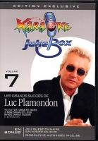 DVD KARAOKE JUKE BOX VOL. 07 ''Répertoire Luc Plamondon'' (All)