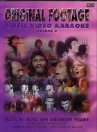 DVD ORIGINAL FOOTAGE VOL.03 (orchestrations et clips originaux) (All)
