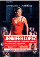 DVD CONCERT JENNIFER LOPEZ