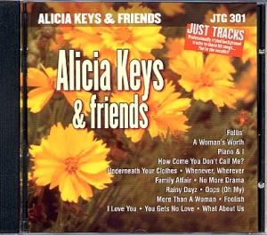 CD(G) PLAY BACK POCKET SONGS ALICIA & FRIENDS (Livret Paroles Inclus)