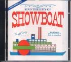 CD PLAY BACK POCKET SONGS SHOWBOAT (livret paroles inclus)