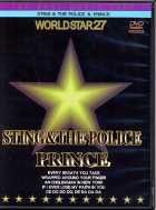 DVD WORLD STAR 27 ''Sting, Police & Prince'' (All)