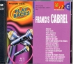 CD PLAY BACK FRANCIS CABREL VOL.01 bis (avec choeurs)