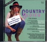 CD(G) PLAY BACK POCKET SONGS COUNTRY OLDIES FEMALE 'THESE BOOTS WERE MADE FOR WALKING ' (livret paroles inclus)