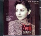 CD(G) PLAY BACK POCKET SONGS VERDI SOPRANO ARIAS '(avec grand orchestre)