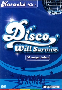 DVD DISCO WILL SURVIVE PARTY VOL.01