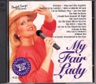 CD PLAY BACK POCKET SONGS MY FAIR LADY (livret paroles inclus)