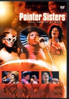 DVD CONCERT POINTER SISTERS
