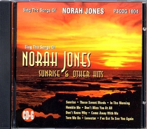CD(G) PLAY BACK POCKET SONGS NORAH JONES (Livret Paroles Inclus)