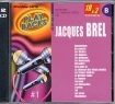 CD PLAY BACK JACQUES BRELVol.01 Bis (avec choeurs)