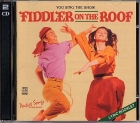 CD PLAY BACK POCKET SONGS FIDDLER ON THE ROOF (livret paroles inclus)