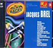 CD PLAY BACK JACQUES BREL Vol.02 Bis (avec choeurs)