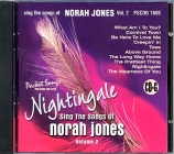 CD(G) PLAY BACK POCKET SONGS NORAH JONES VOL. 02 (livret paroles inclus)
