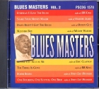 CD(G) PLAY BACK POCKET SONGS BLUES MASTERS  Vol.02 (Livret Paroles Inclus)