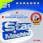 CD(G) KARAOKE LANSAY STAR MACHINE VOL.21