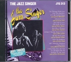 CD(G) THE JAZZ SINGER  (Livret paroles inclus)