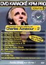 DVD KARAOKE KPM PRO VOL. 05 ''Charles Aznavour 2'' (All)