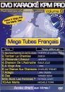 DVD KARAOKE KPM PRO VOL. 06 ''Méga Tubes Français'' (All)