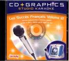 CD(G) KARAOKE LANSAY LES SUCCES FRANCAIS VOL.12