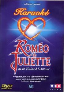DVD KARAOKE ROMEO ET JULIETTE