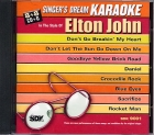 CD(G) PLAY BACK ELTON JOHN (Livret paroles inclus)